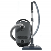 Miele C1POWERLINE Bagged Vacuum Cleaner - Graphite Grey