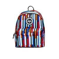 Multi Stripe Backpack