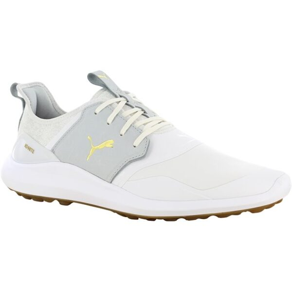 Puma Ignite NXT Crafted Men's Spikeless Shoes 8 M Puma White/High Rise