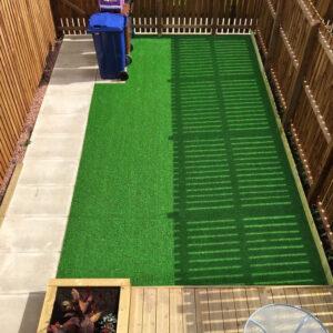 Realistic Artificial 4mm Astro Turf Grass - Preston