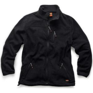 Scruffs Worker Fleece Black L