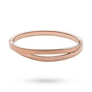 Skagen Elin Rose-gold-tone Bangle Bracelet