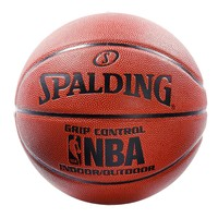 Spalding NBA Grip Control Indoor/Outdoor Basketball
