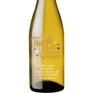 White Wine - Thank You for your Service
