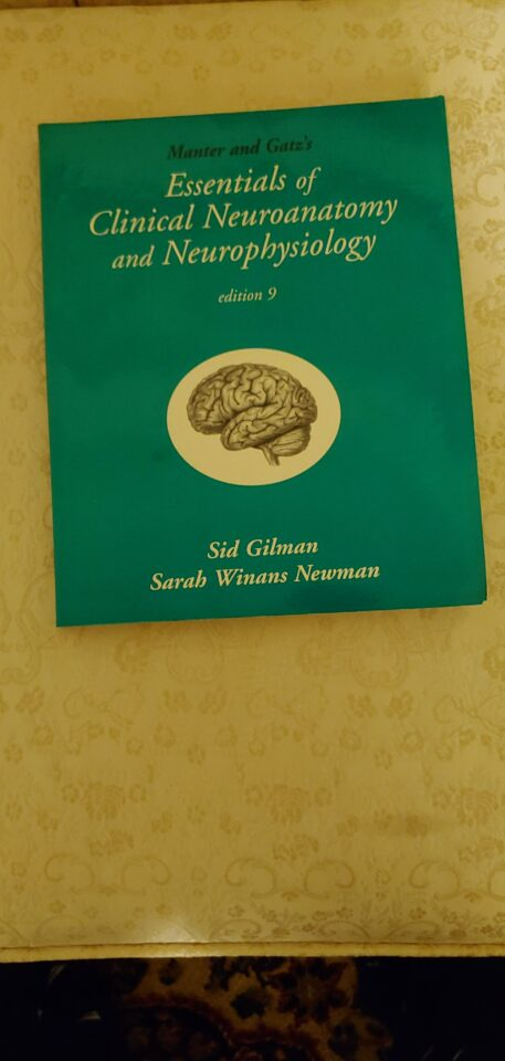 Essentials of Clinical Neuroanatomy and Neurophysiology