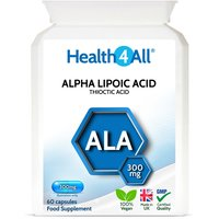 Alpha Lipoic Acid 300mg Capsules (Units: 60 Capsules (V))