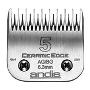 Andis Ceramic Edge No 5 Blade