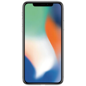 Apple iPhone X (64GB) - Silver