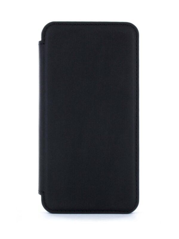 BLAKE Classic Leather Case for iPhone 11 Pro Max - BELUGA (BLACK)/GUNMETAL