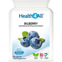 Bilberry Strong Extract 8000mg Capsules (Units: 60 Capsules (V))