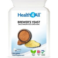 Brewers Yeast 500mg Tablets (Units: 250 Tablets (V))