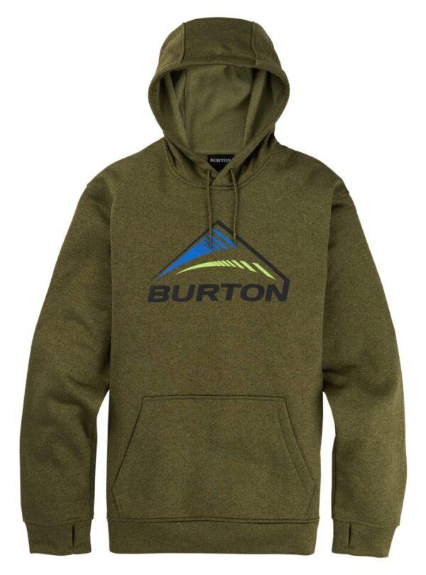Burton Oak Seasonal Fleece-Pullover für Herren, XL
