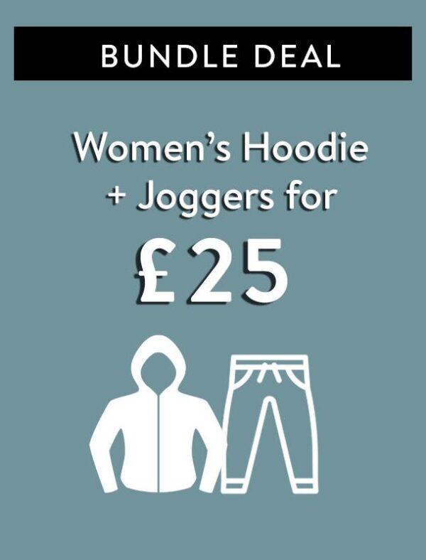 Custom Bundle Bundle Deal - Women's Hoodie + Joggers for £25 / Inventory - Tokyo Laundry