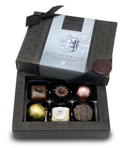Father's Day 6 Chocolate Gift Box