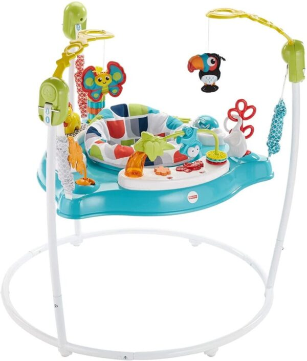 Fisher Price Colour Climber Jumperoo