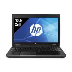 HP ZBook 15 G2 - 15,6 Zoll - Core i7-4810MQ @ 2,8 GHz - 32GB RAM - 500GB SSD - Nvidia Quadro K2100M - FHD (1920x1080) - Webcam - Win10Home
