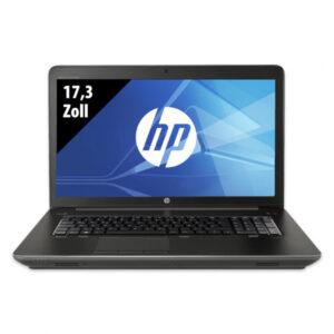 HP ZBook 17 G3 - 17,3 Zoll - Core i7-6700HQ @ 2,6 GHz - 32GB RAM - 500GB SSD - Nvidia Quadro M3000M - FHD (1920x1080) - Webcam - Win10Pro