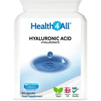 Hyaluronic Acid Super Strength 140mg Capsules (Units: 60 Capsules (V))