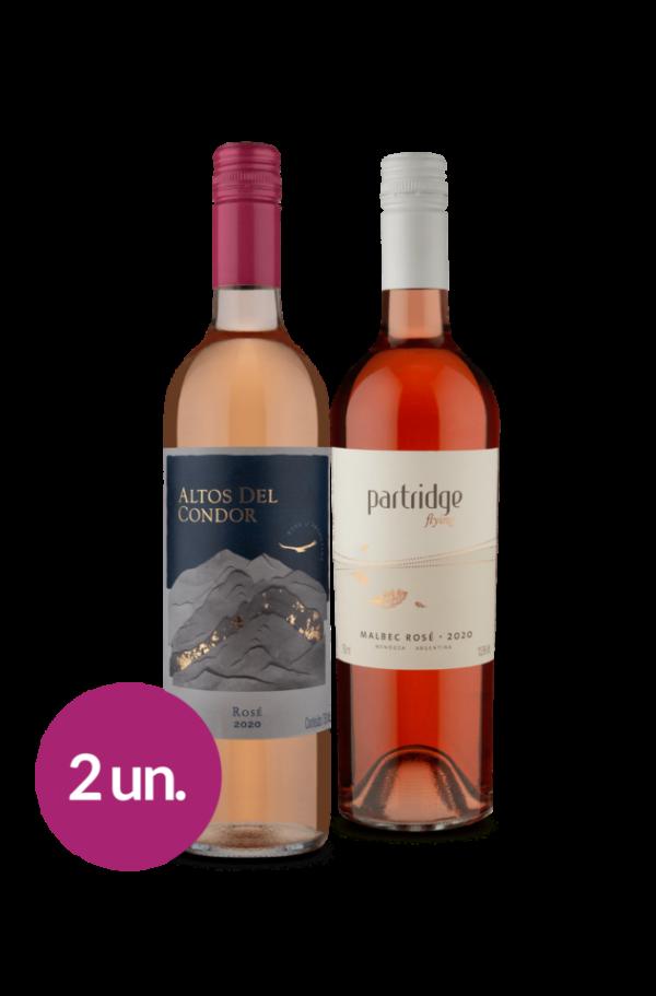 Kit Rosés Argentinos (2 garrafas)