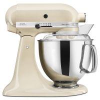 KitchenAid 5KSM175PSBAC Artisan Stand Mixer Almond Cream