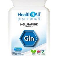 L-Glutamine 500mg Capsules (Units: 120 Capsules (V))