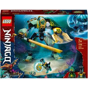 LEGO Ninjago Lloyd's Hydro Mech Set (71750)