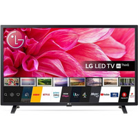 """LG 32"""" LED TV Full HD 1080p Freeview Play USB Media Player / Record 32LM6300PLA"""