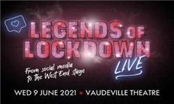 Legends of Lockdown - Live!