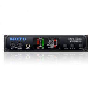 MOTU Micro Express MIDI Interface