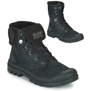 Palladium PAMPA BAGGY NBK men's Mid Boots in Black. Sizes available:3.5,4,9.5,4,5.5,7,8,9