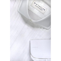 Pleated Evening Bespoke Shirt - 2+