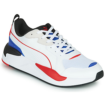 Puma X-RAY men's Shoes (Trainers) in White. Sizes available:6,6.5,7.5,8,9,9.5,10.5,11,7,7.5,8,8.5,9,9.5,10,10.5,11