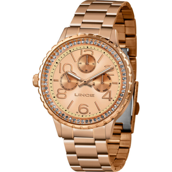 Relógio Lince Feminino LMR4624LR2RX