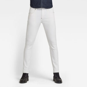 Revend Skinny Jeans - White - Men