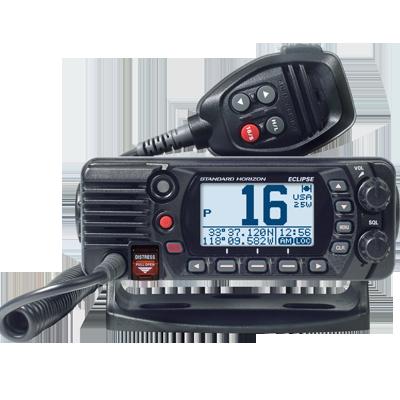 STANDARD HORIZON GX1400B VHF, Basic, Black