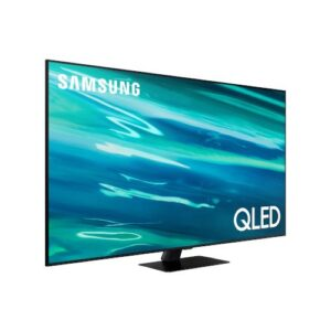 Samsung QE55Q80AATXXU 55 inch QLED 4K Quantum HDR 1000 Smart TV 2021