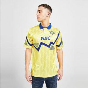 Score Draw Everton FC '90 Away Shirt - Yellow - Mens
