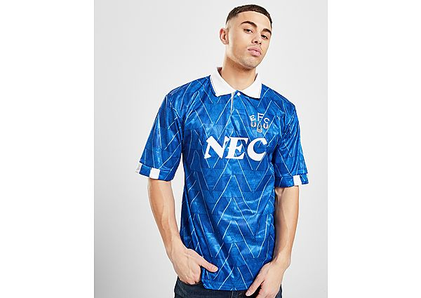 Score Draw Everton FC '90 Home Shirt - Blue - Mens, Blue