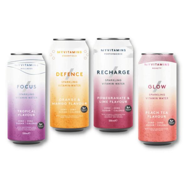 Sparkling Vitamin Water Sample Bundle