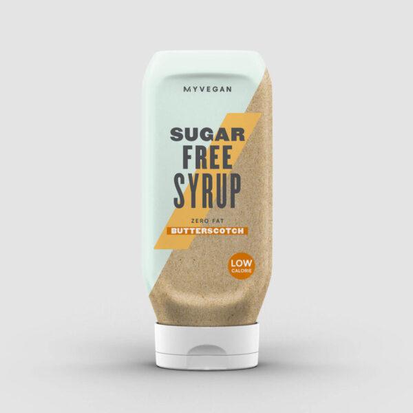 Sugar-Free Syrup - 400ml - Butterscotch