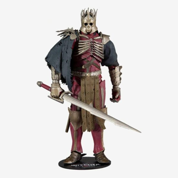 """The Witcher Eredin 7"""" Action Figure"""