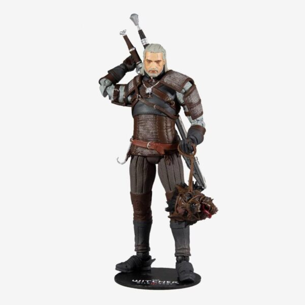 """The Witcher Geralt 7"""" Action Figure"""
