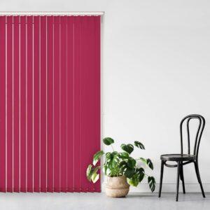 Unilux PVC Blackout Flamingo Pink