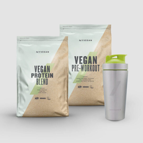 Vegan Performance Bundle - Tangy Orange - Coffee and Walnut