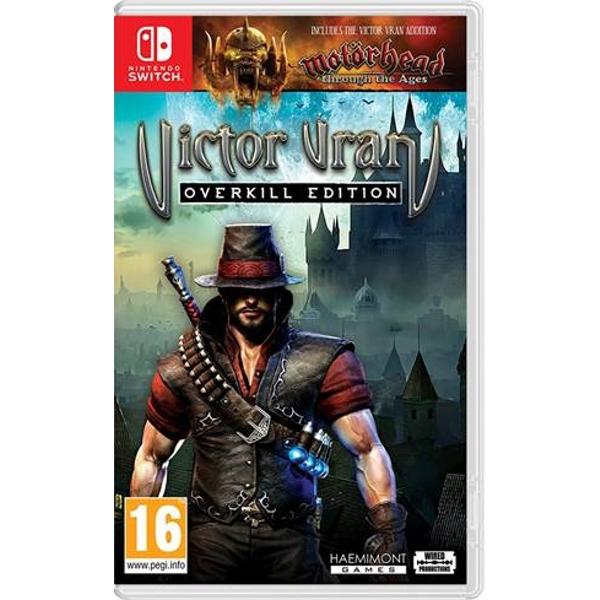 Victor Vran Overkill Edition Nintendo Switch