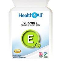 Vitamin E 400iu Softgels (Units: 180 Softgels)