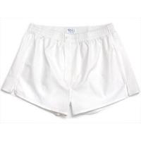 White Boxer Shorts - 3+