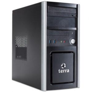 Wortmann Terra MT - Core i3-4170 @ 3,7 GHz - 8GB RAM - 250GB SSD - DVD-RW - Win10Home