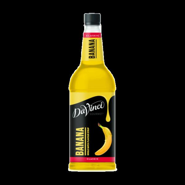 Сироп DaVinci Банан, 1000 мл