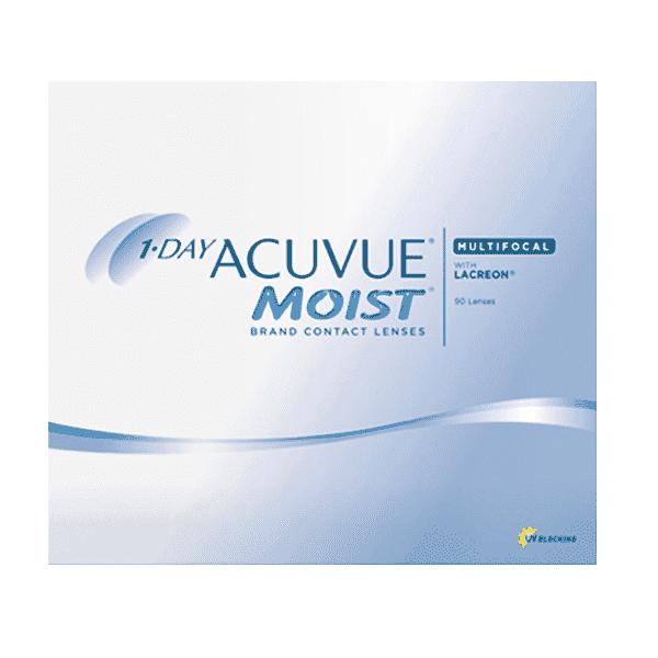 1 Day Acuvue Moist Multifocal 90er